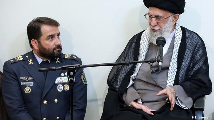 Iran Farzad Esmaili & Ali Khamenei (khamenei.ir)