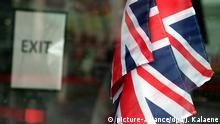 Symbolbild Großbritannien Brexit