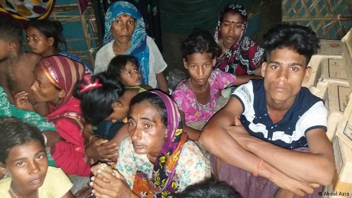 La ONU y ONGs denuncian violaciones de derechos humanos y ejecuciones extrajudiciales por parte de la Policía birmana y piden acción internacional para evitar una catástrofe humanitaria. 03.09.2017