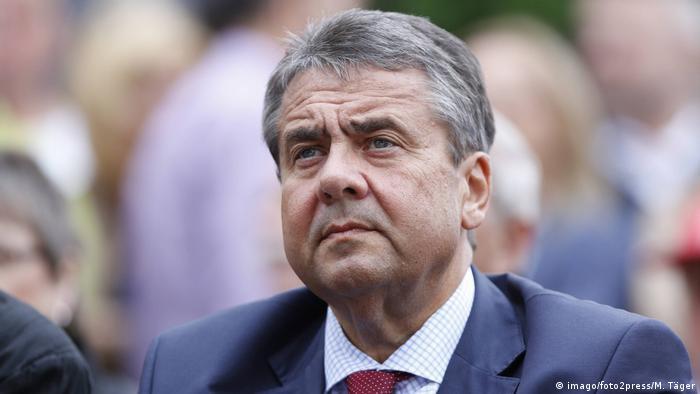 Deutschland Sigmar Gabriel