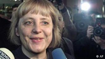 Angela Merkel - Klausurtagung