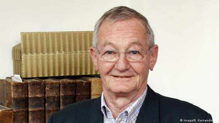 Police psychologist Georg Sieber