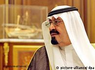 Porträt von König  Abdallah bin Abdelaziz al Saud (Foto: dpa)
