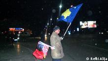 Kosovo feiert 1. Jahr der Unabhänigigkeit