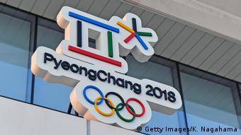Winter Olympics in South Korea