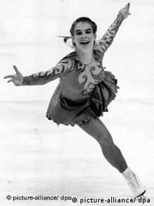 Катарина Витт на льду