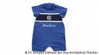 Schalke 04 onesie