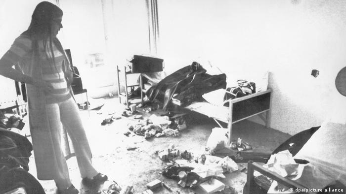 Deutschland München - Attentat Olympia '72: Der Ort der Geisel-Festsetzung