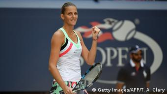 USA New York - US Open - Karolina Pliskova (Getty Images/AFP/T. A. Clary)
