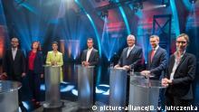 Un débat entre cinq candidats a eu lieu lundi soir en Allemagne