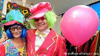 U prodavnici karnevalskih kostima u njemačkom gradu Kasselu