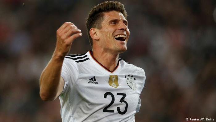 Fußball WM Qualifikation Deutschland - Norwegen (Reuters/M. Rehle)
