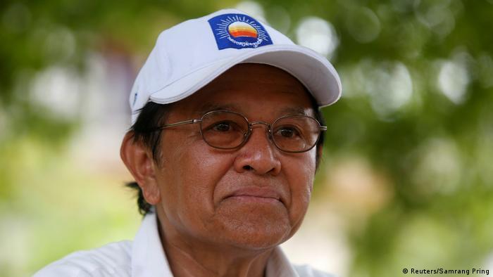 Kambodscha Prey Veng province Politiker Kem Sokha (Reuters/Samrang Pring)
