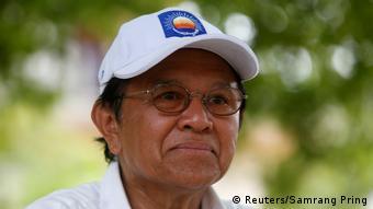 Kambodscha Prey Veng province Politiker Kem Sokha