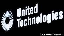 Logo für US-Firma United Technologies