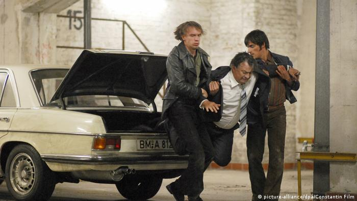 Film still, The Baader Meinhof Complex (picture-alliance/dpa/Constantin Film)
