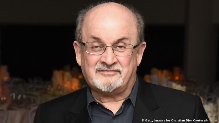 Autor Salman Rushdie (Getty Images for Christian Dior Couture/N. Hunt)