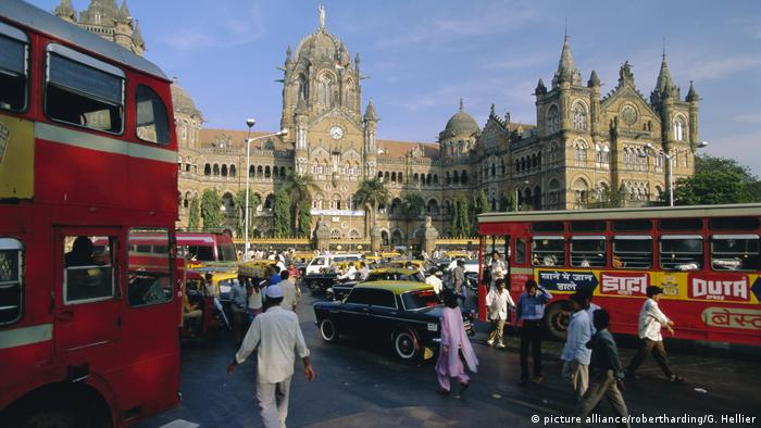 Indien - Bombay (picture alliance/robertharding/G. Hellier)