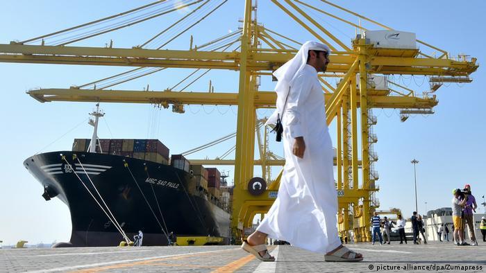 Hafen Doha Katar (picture-alliance/dpa/Zumapress)