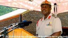 Lesotho - Armeechef Khoantle Motsomotso