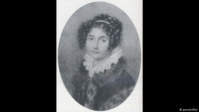 Countess Josephine Brunsvik (gemeinfrei)
