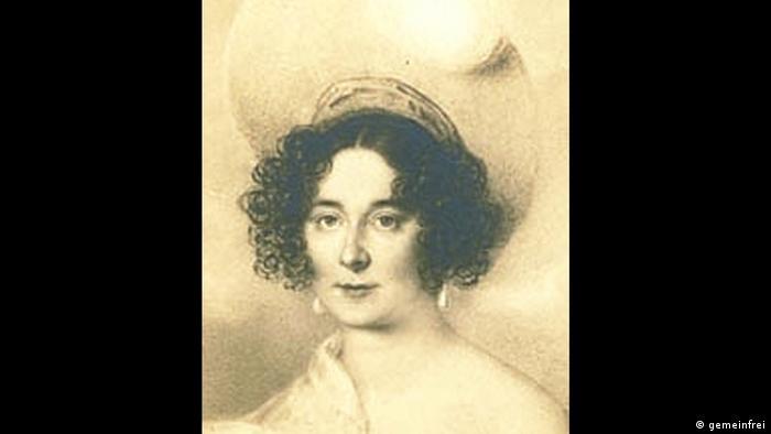Портрет Терези Мальфатті