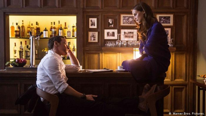 Submergence Filmstill ( Warner Bros. Pictures.)
