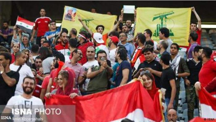 Iran | Azadi Stadion (ISNA)