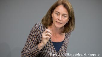 Deutschland   Bundesfamilienministerin Katarina Barley