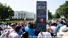 DACA Protest Washington USA