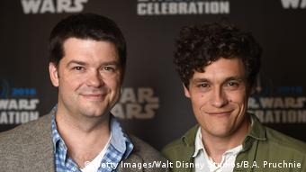 Chris Miller und Phil Lord (Getty Images/Walt Disney Studios/B.A. Pruchnie)