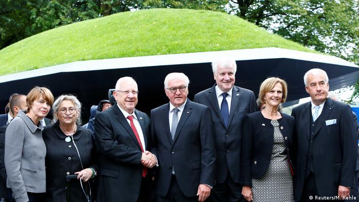 Deutschland Eröffnung Erinnerungsort an das Attentat von 1972