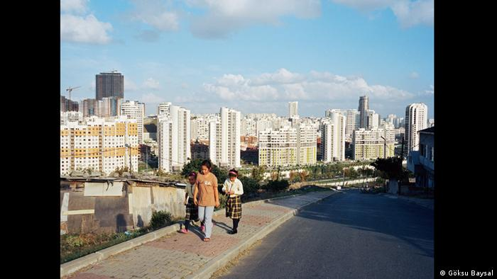 High-rises in Istanbul (Foto: Göksu Baysal)