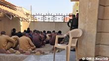 Irakische Gerichtsprozesse gegen IS- Kämpfer