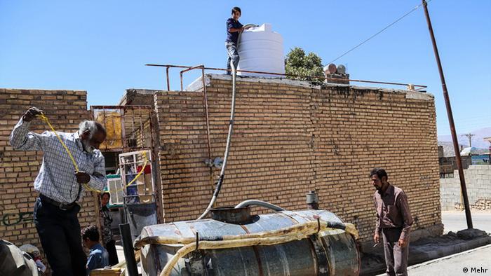 Wasserkrise im Iran (Mehr)