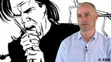 Reinhard Kleist: Comic about Nick Cave (RBB)