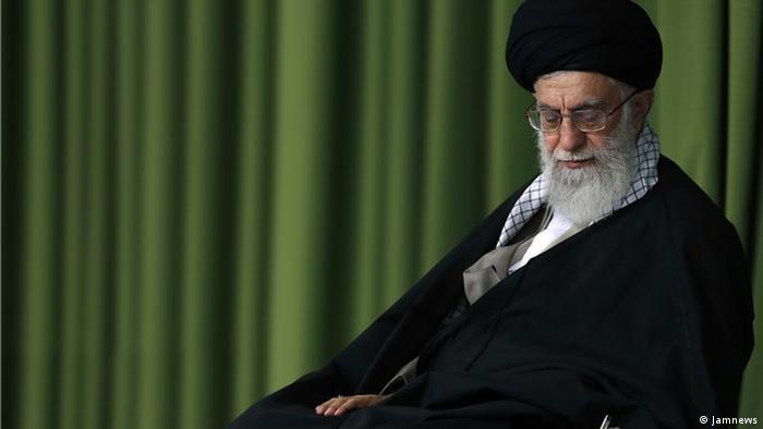 Ali Khamenei (Jamnews)