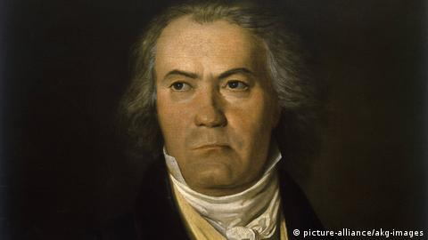 Portrait of Beethoven (picture-alliance/akg-images)