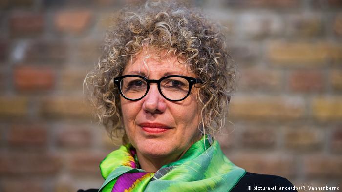 Lizzie Doron israelische Schriftstellerin