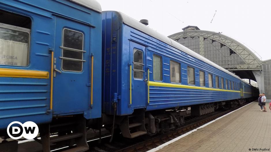 Zh D Soobshenie Mezhdu Ukrainoj I Rossiej Poezd Dalshe Ne Idet Ukraina I Ukraincy Vzglyad Iz Evropy Dw 09 08 2018