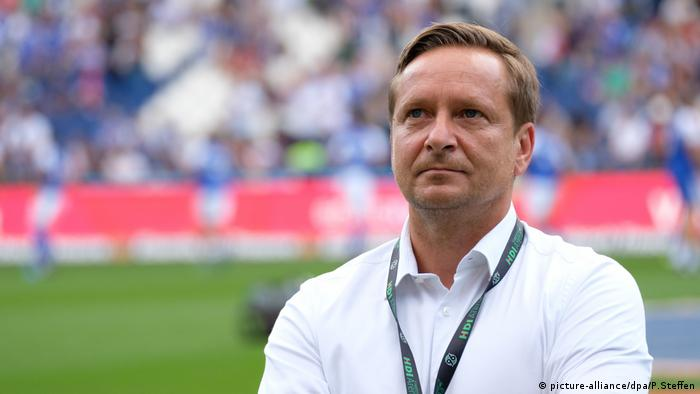 Heldt Hamburg horst heldt football without spectators is a catastrophe
