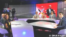 DW talkshow Germany decides