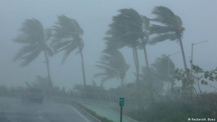 Puerto Rico San Juan Hurrikan Irma (Reuters/A. Baez)