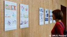 Ausstellung Alphabet des Abkommens Haus der Berliner Festspiele, Internationales Literaturfestival Berlin ilb 2017