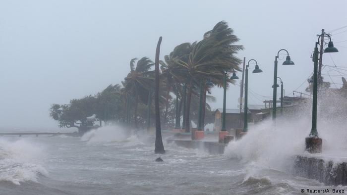 ООН: От урагана «Ирма» могут пострадать до 37 млн. человек