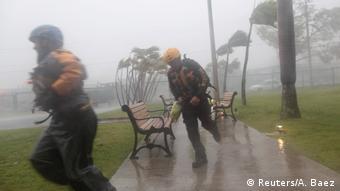 Irma en Puerto Rico.