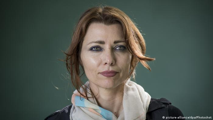 Elif Safak Edinburgh International Book Festival (picture-alliance/dpa/Photoshot)