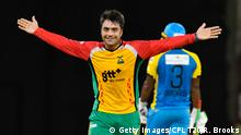 Cricket 2017 Hero CPL Rashid Khan (Getty Images/CPL T20/R. Brooks)