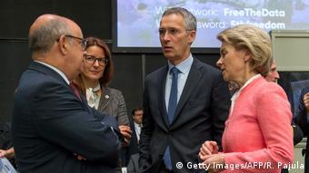 Estland Treffen der EU-Verteidigungs- und Außenminister in Tallinn