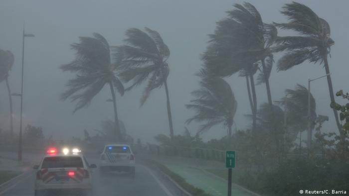 Hurrikan Irma | Puerto Rico (Reuters/A. Baez)